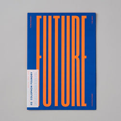 Posterzine Issue 09 - Colophon Type Foundry