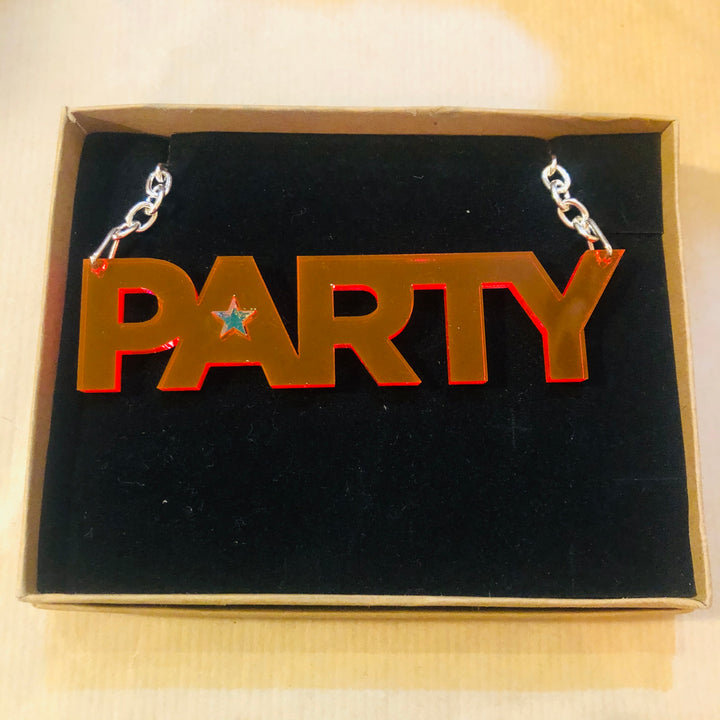 Large Party Necklace