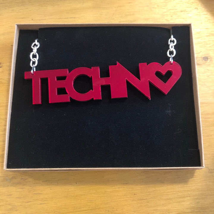 Techno Necklace