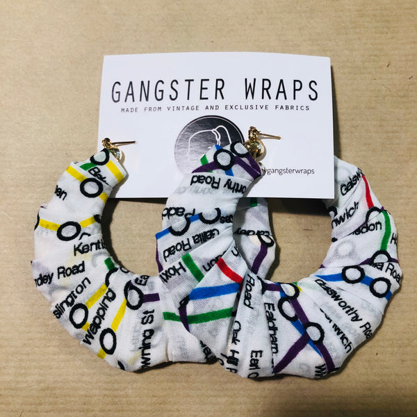 Large Chunky Gangster Wraps