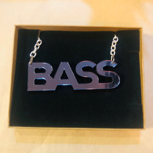 Bass Necklace