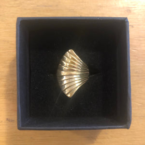 Shell Detail Ring