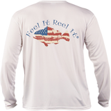 Stars and Stripes Feel it Reel it Circle Hook and Grouper