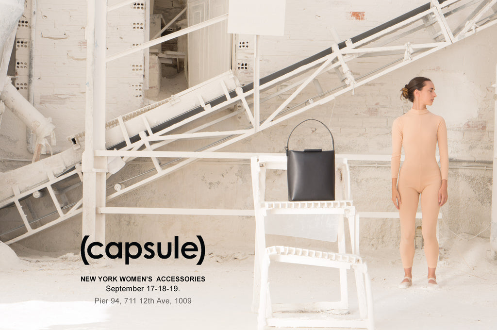 IALA DÍEZ shows SS17 collection at CAPSULE SHOW NEW YORK