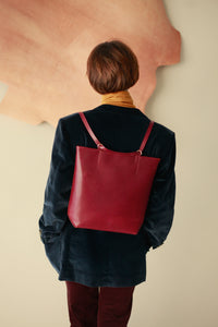 EOLIE BACKPACK BORDEAUX