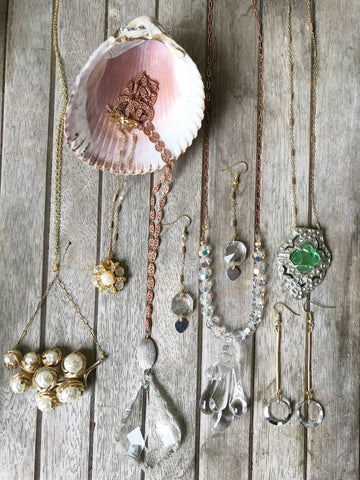 sports shoes d3f24 03526 Avery Hasson, Owner of Shop Olive   Pepper, added some Honey Rose   K to  her big day! Back necklaces for Avery and her bridal party were created for  the ...