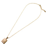 Initial Tag Necklaces - Honey Rose & K