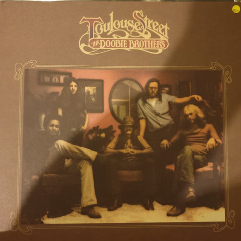 Doobie Brothers ‎– Toulouse Street ‎– Vinyl LP Record - Opened  - Very-Good+ Quality (VG+)