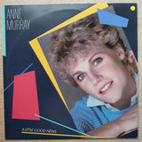 Anne Murray - A Little Good News - Vinyl LP Record - Opened  - Very-Good+ Quality (VG+)