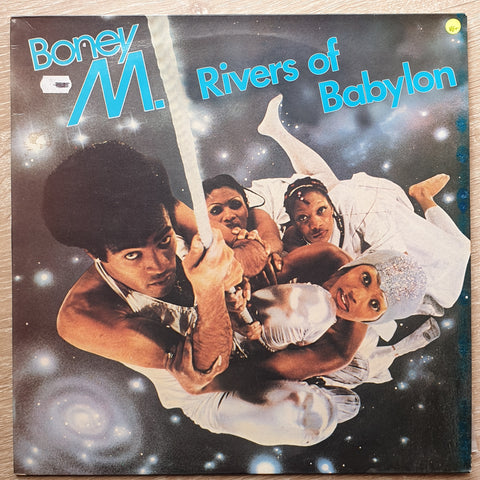 Boney M - Rivers Of Babylon  - Vinyl LP - Opened  - Very-Good+ Quality (VG+)