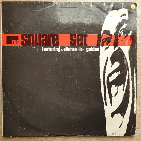 The Square Set ‎– Featuring 'Silence Is Golden' - Vinyl LP Record - Opened  - Very-Good Quality (VG)