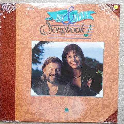 Des & Dawn Songbook - Vinyl LP - Sealed