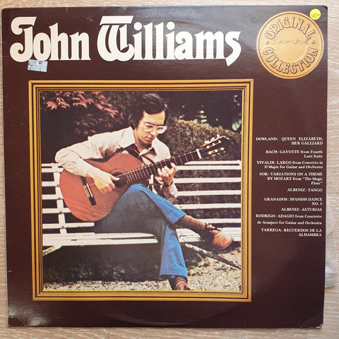 John Williams Greatest Hits - Vinyl LP Record  - Opened  - Very-Good+ Quality (VG+)