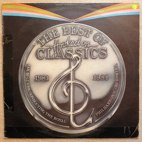 The Best Of Hooked On Classics - Vinyl LP Record - Opened  - Good Quality (G)