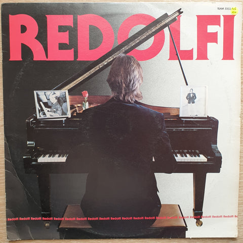 Redolfi - Redolfi - Special Edition Pink Vinyl LP Record - Opened  - Very-Good+ Quality (VG+) - C-Plan Audio