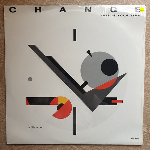 Change ‎– This Is Your Time - Vinyl LP - Sealed