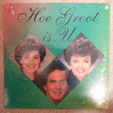 Hoe Groot is U - Various Artists - Vinyl LP - Sealed