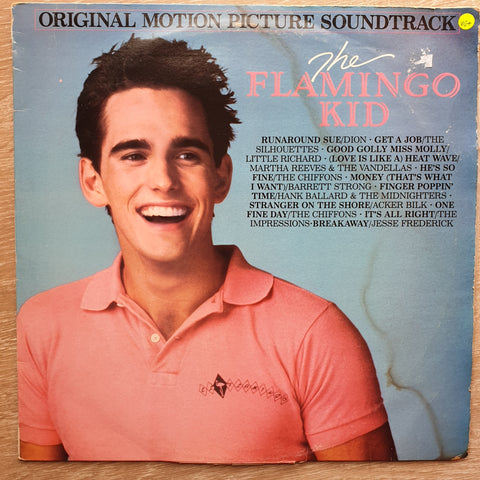 The Flamingo Kid (Original Motion Picture Soundtrack) - Vinyl Record - Very-Good+ Quality (VG+)