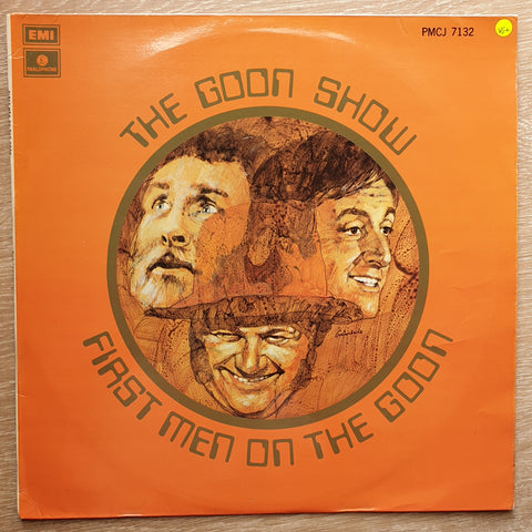 Goon Show - The First Men On The Goon - Vinyl LP - Opened  - Very-Good+ Quality (VG+)