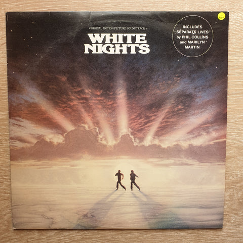 White Nights - Original Soundtrack - Vinyl Record - Very-Good+ Quality (VG+)