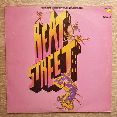 Beat Street - Original Soundtrack - Vinyl Record - Very-Good+ Quality (VG+)