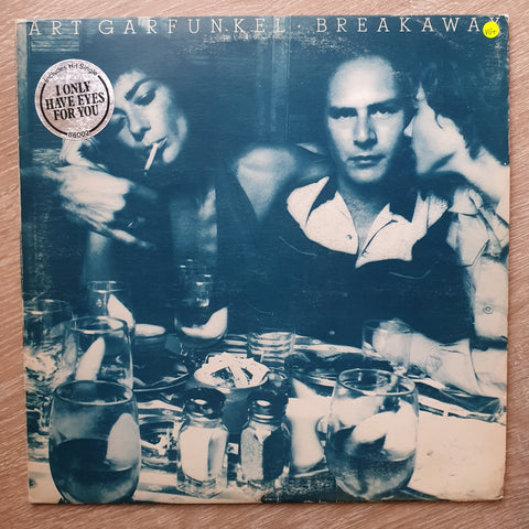 Art Garfunkel ‎– Breakaway - Vinyl LP - Opened  - Very-Good+ Quality (VG+)