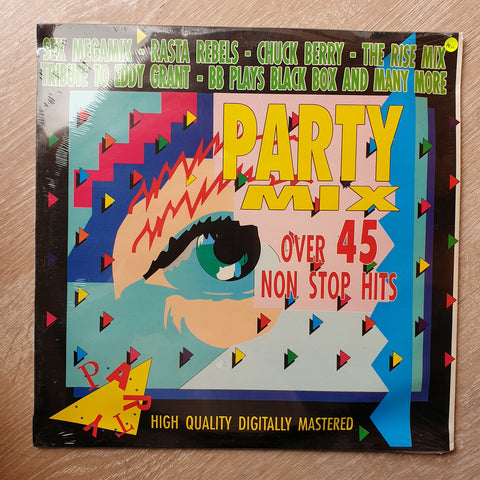 Party Mix - Over 45 Non Stop Hits - Vinyl LP - Sealed