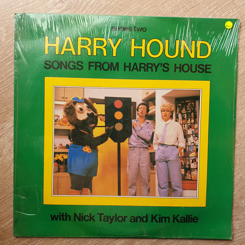 Nick Taylor And Kim Kallie - Harry Hound, Songs From Harry's House Series 2 - Vinyl LP - Sealed