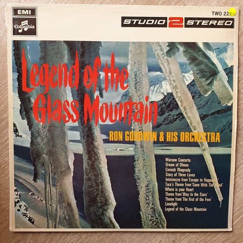 Ron Goodwin And His Orchestra ‎– Legend Of The Glass Mountain - Vinyl LP Record - Very-Good+ Quality (VG+)