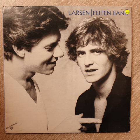 Larsen Feiten Band - Vinyl LP Record - Opened  - Very-Good Quality+ (VG+)