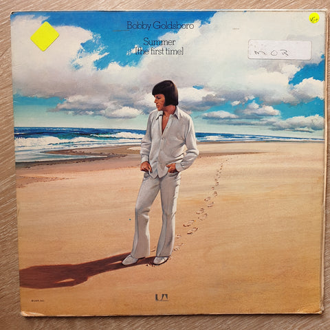 Bobby Goldsboro ‎– Summer (The First Time) -  Vinyl LP Record - Very-Good+ Quality (VG+)