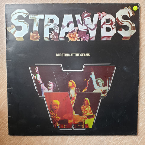 Strawbs - Bursting at the Seams - Vinyl LP - Opened  - Very-Good+ Quality (VG+)