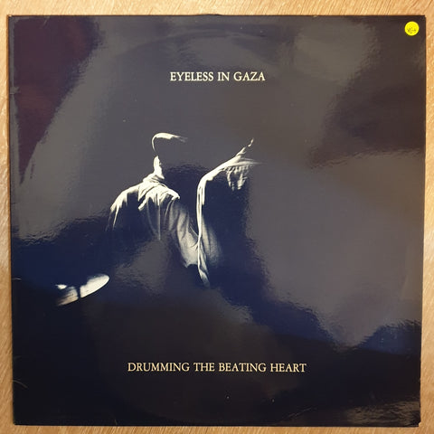 Eyeless In Gaza ‎– Drumming The Beating Heart -  Vinyl LP Record - Very-Good+ Quality (VG+)