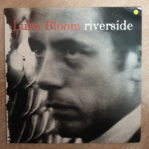 Luka Bloom ‎– Riverside - Vinyl Record - Opened  - Very-Good+ Quality (VG+)