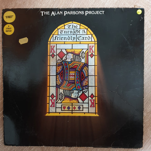 Alan Parsons - The Turn of a Friendly Card - Vinyl LP Record - Opened  - Very-Good+ Quality (VG+)
