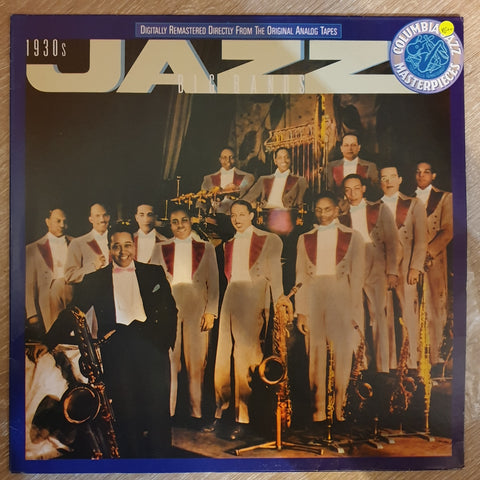 1930s Jazz Big Bands -  Vinyl LP Record - Very-Good+ Quality (VG+)