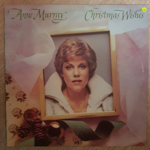 Anne Murray -  Christmas Wishes -  Vinyl LP Record - Opened  - Very-Good+ Quality (VG+)