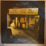Elton John - Don't Shoot Me - I am Only The Piano Player - Vinyl LP Record - Opened  - Very-Good+ Quality (VG+) - C-Plan Audio