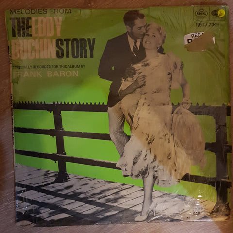 Frank Baron ‎– Melodies from The Eddy Duchin Story - Vinyl LP Record - Opened  - Very-Good Quality (VG)