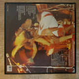Juluka (Clegg)  - Work For All - Vinyl LP - Opened  - Very-Good Quality (VG)