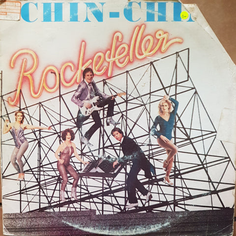 Rockefeller - Chin-Chin - Vinyl LP Record  - Opened  - Good+ Quality (G+)