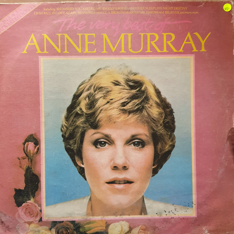 Anne Murray - The Very Best Of - Vinyl LP Record - Opened  - Very-Good Quality (VG)