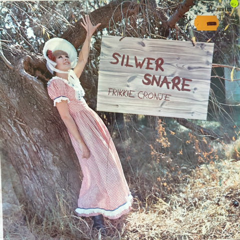 Frikkie Cronje - Silwer Snare -  Vinyl LP Record - Very-Good+ Quality (VG+)