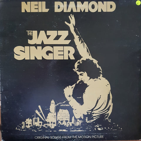 Neil Diamond - The Jazz Singer - Vinyl Record - Opened  - Very-Good- Quality (VG-)