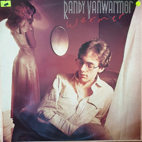 Randy Vanwarmer ‎– Warmer - Vinyl LP Record - Opened  - Very-Good- Quality (VG-)