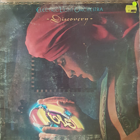 ELO - Discovery - Vinyl LP Record - Opened  - Good Quality (G)