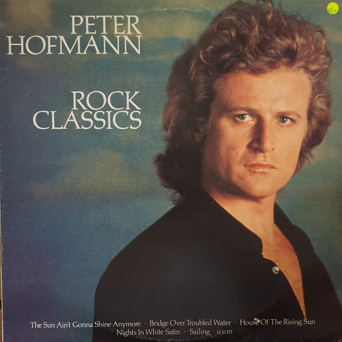 Peter Hofmann ‎– Rock Classics -  Vinyl LP Record - Very-Good+ Quality (VG+)