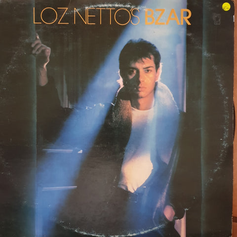 Loz Netto's Bzar ‎– Loz Netto's Bzar -  Vinyl LP Record - Very-Good+ Quality (VG+)