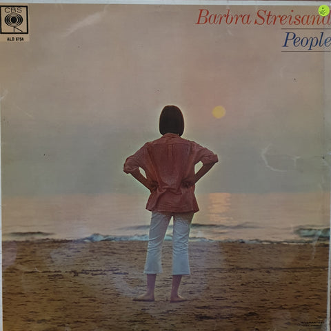 Barbra Streisand - People - Vinyl LP Record - Opened  - Very-Good Quality (VG)