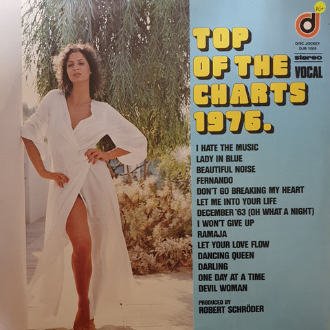 Top Of The Charts - 1976 -  Vinyl LP Record - Very-Good+ Quality (VG+)